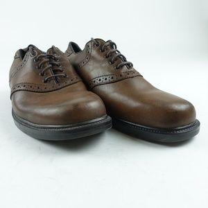 Nunn Bush Men's Shoes Leather Oxford MISMATCH R8S3